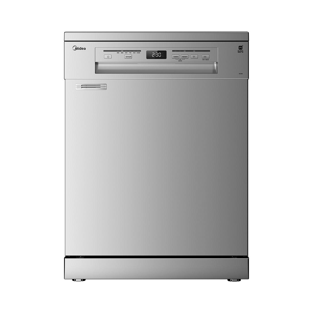 Midea/美的 WQP12-W5201L-CN-R洗碗机 说明书.pdf