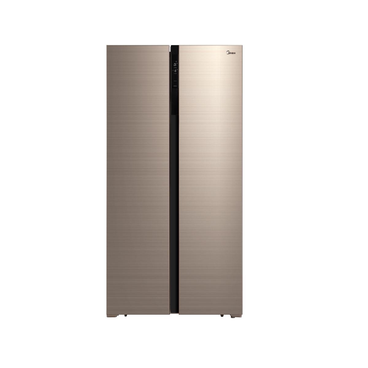 Midea/美的 BCD-516WKPZMA(E)冰箱 说明书.pdf