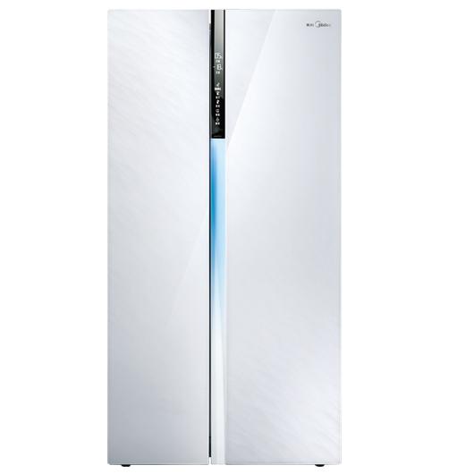 Midea/美的 BCD-565WKGM冰箱 说明书.pdf