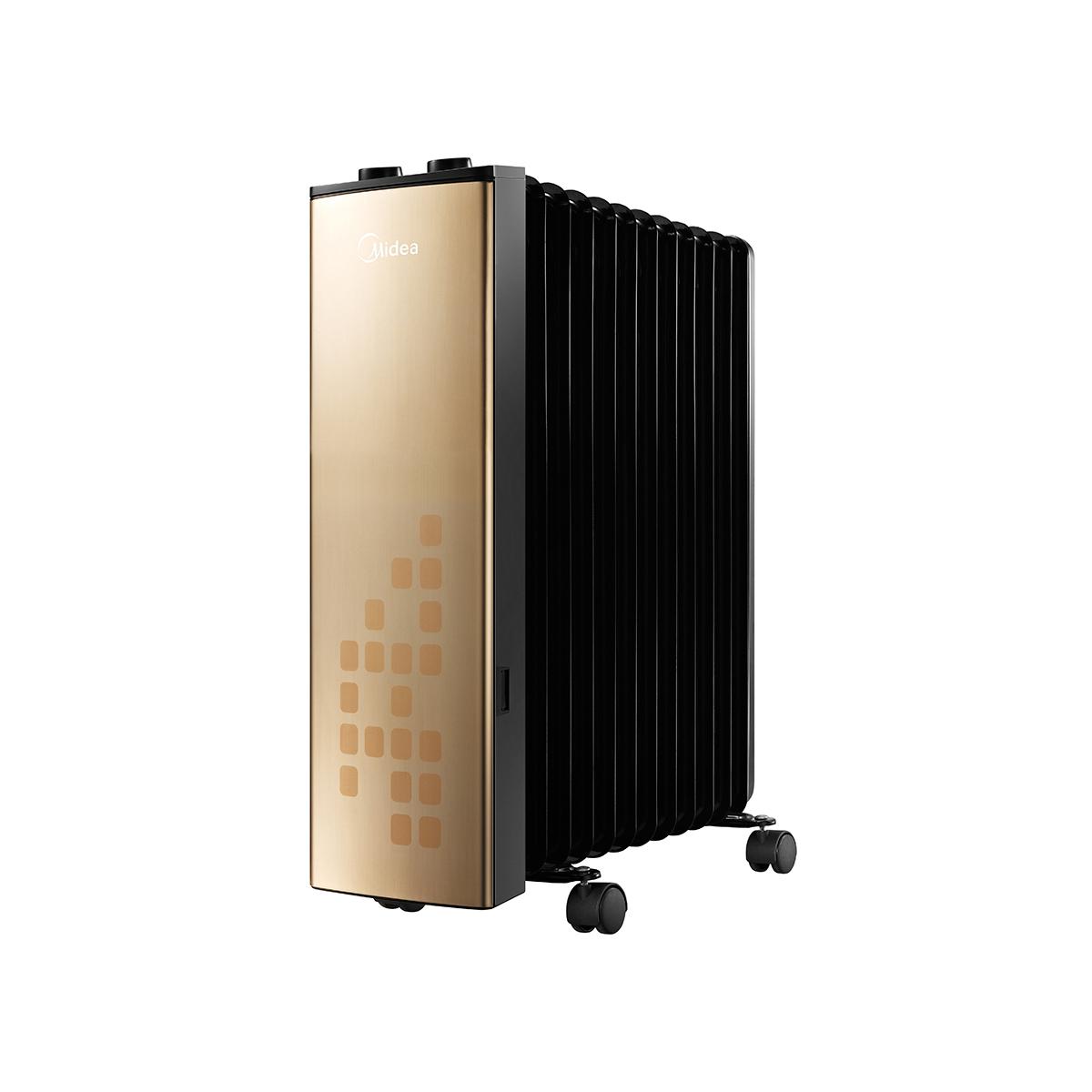 Midea/美的 NY2513-13D1电暖器(油汀、暖风机) 说明书.pdf