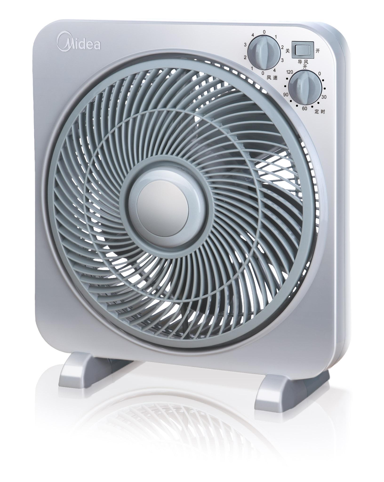 Midea/美的 KYT25-10A电风扇 说明书.pdf