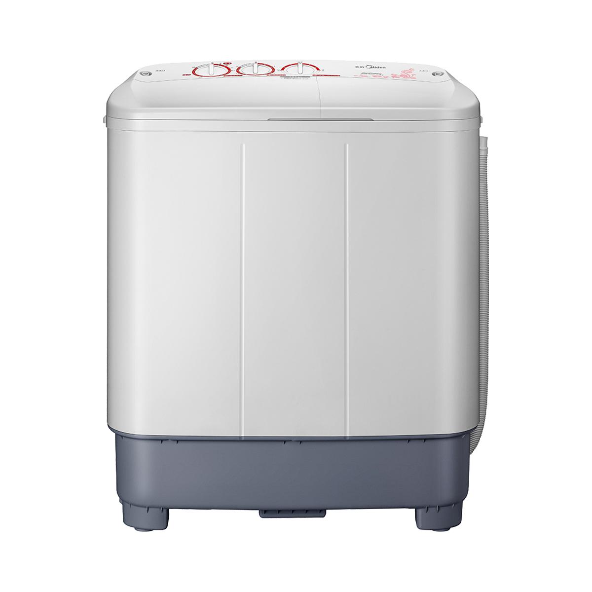 Midea/美的 MP80-V606洗衣机 说明书.pdf