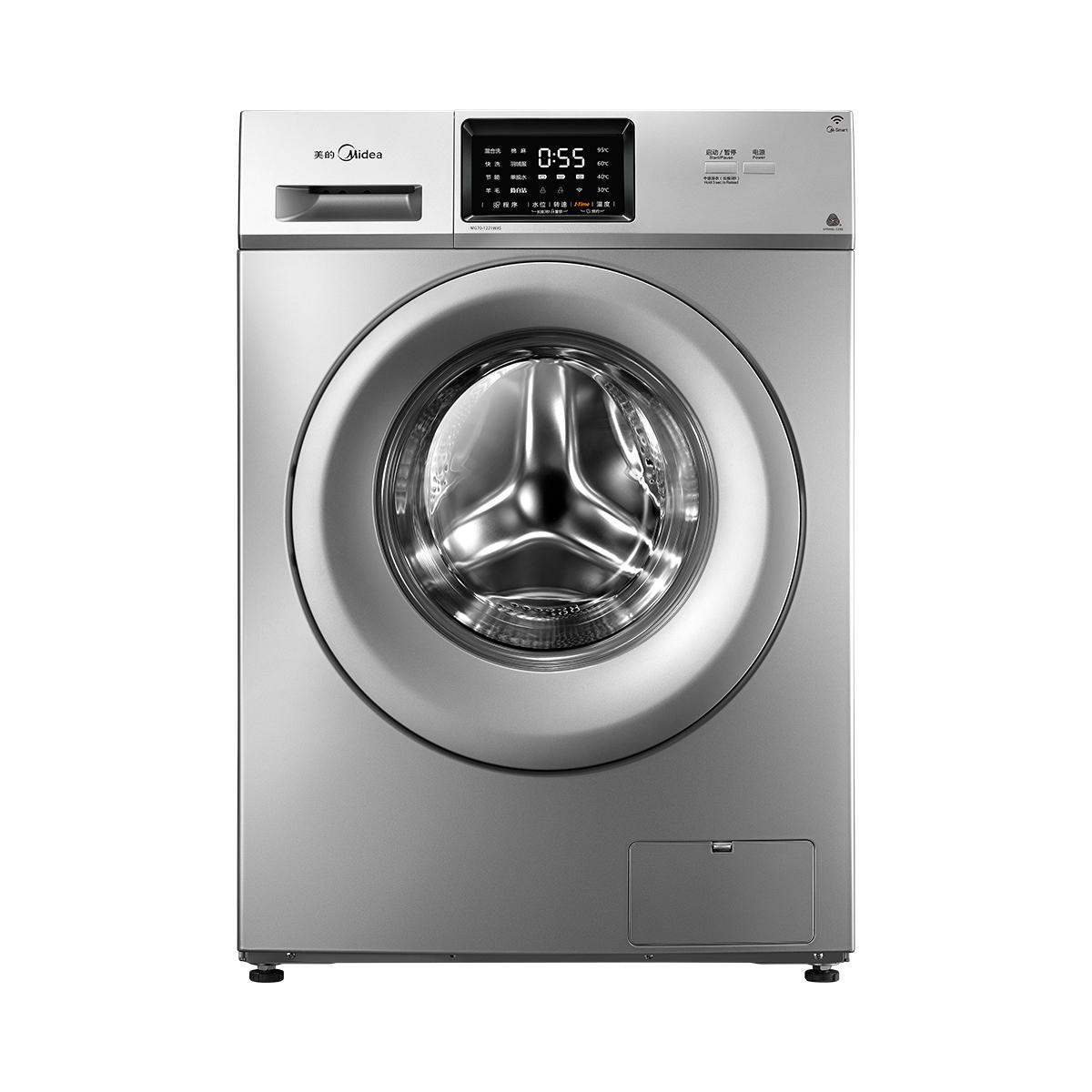 Midea/美的 MG70-1221WXS洗衣机 说明书.pdf
