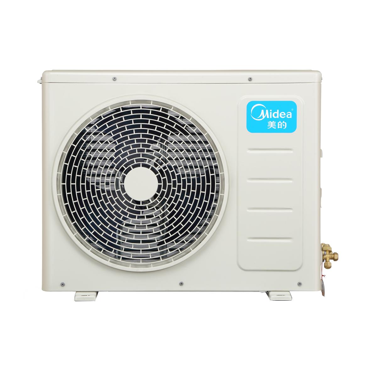 Midea/美的 KFR-26T2W/BP2DN1-TR风管机套机 说明书.pdf
