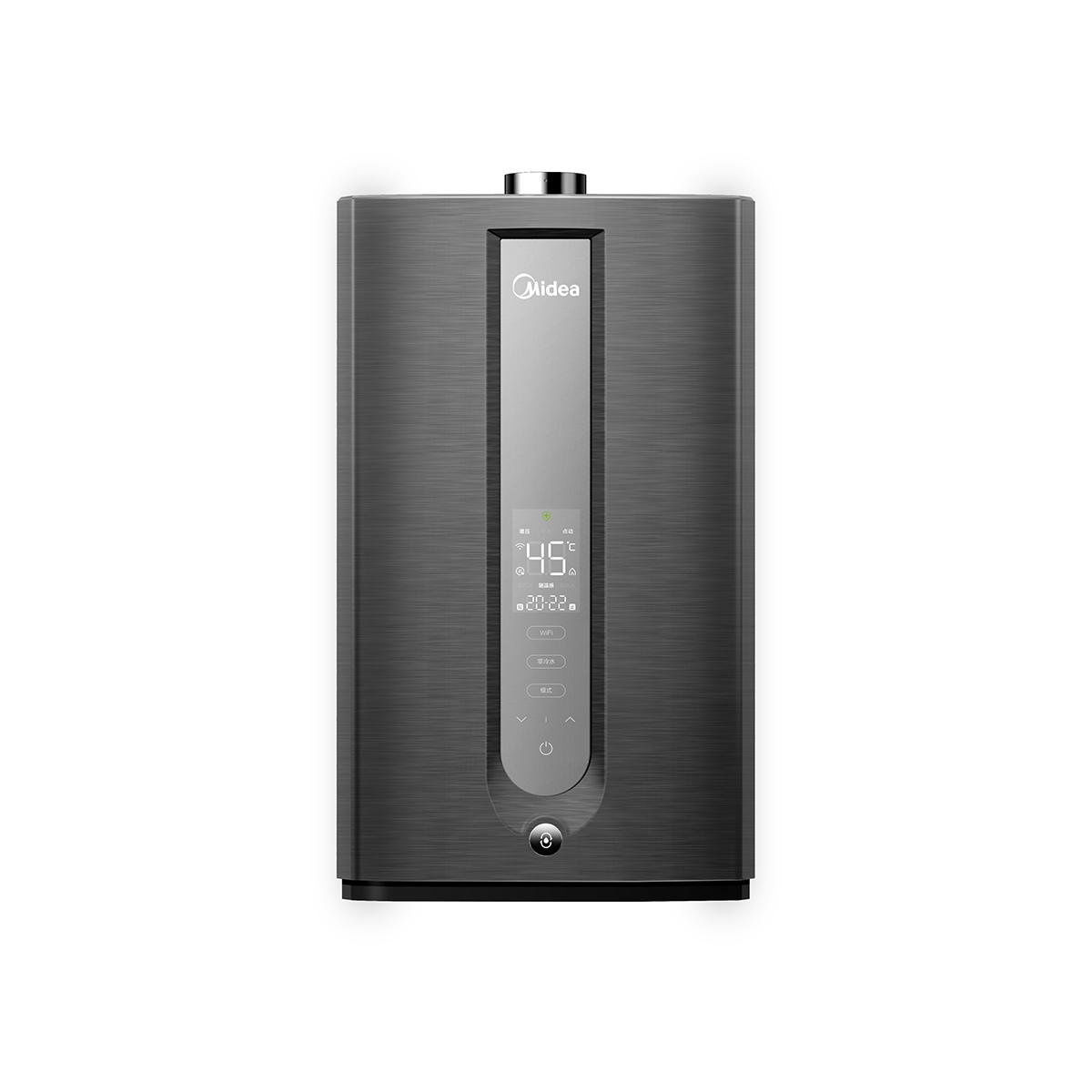Midea/美的 JSQ30-Y9燃气热水器 说明书.pdf