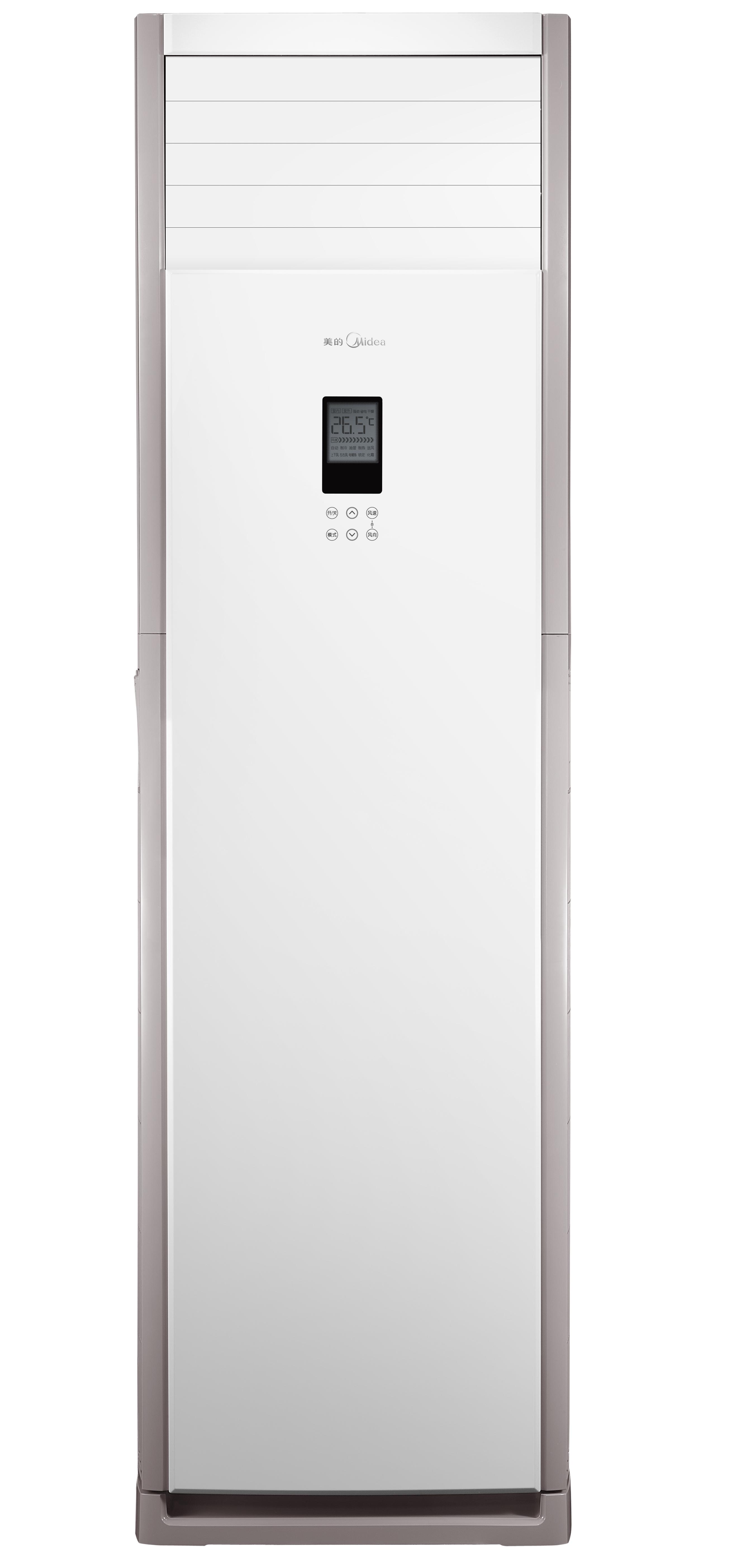 Midea/美的 KFR-120LW/SDY-PA400(R3)家用空调套机 说明书.pdf