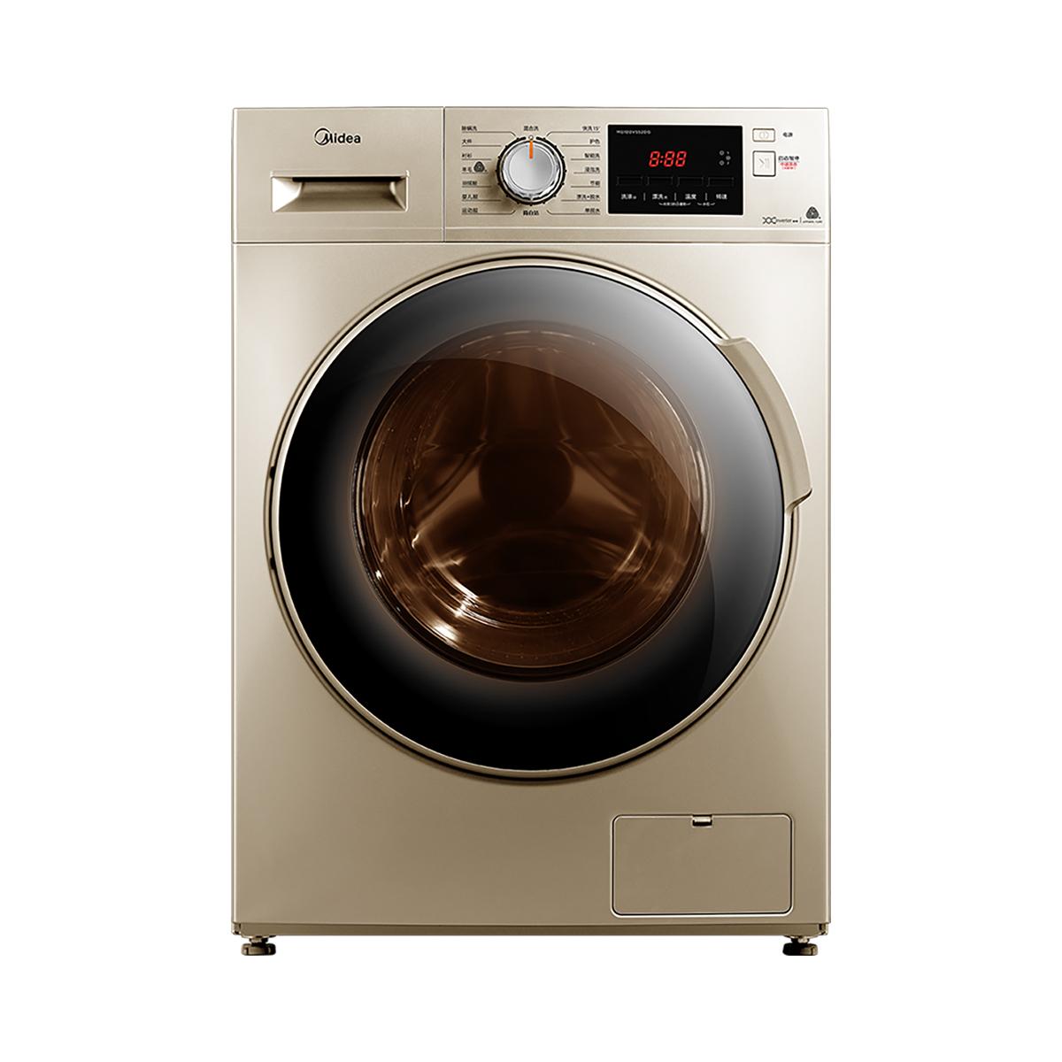 Midea/美的 MG100VS52DG洗衣机 说明书.pdf