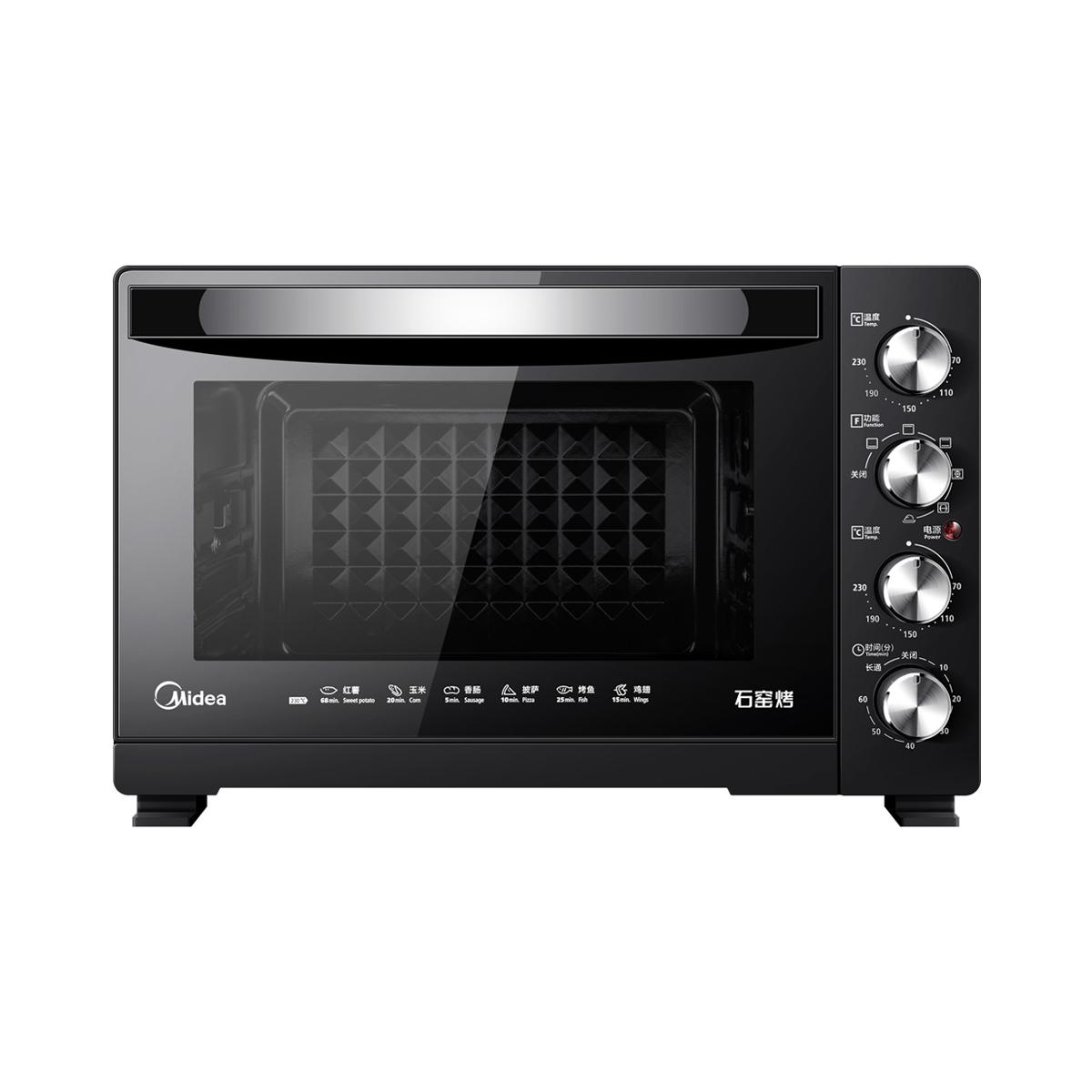 Midea/美的 T3-L327E电烤箱 说明书.pdf
