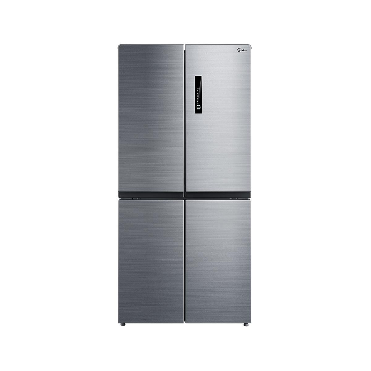 Midea/美的 BCD-450WTPM(E)冰箱 说明书.pdf