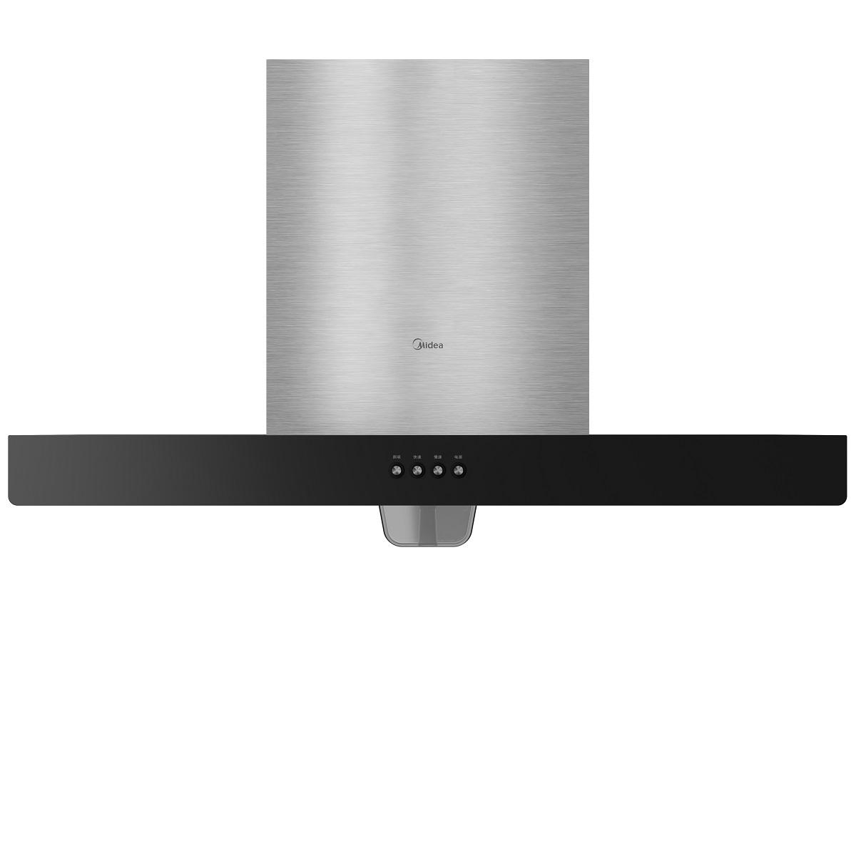 Midea/美的 CXW-220-B81吸油烟机(油烟机) 说明书.pdf