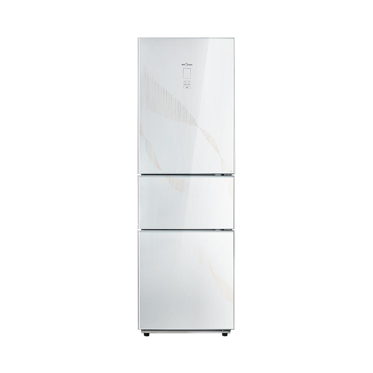 Midea/美的 BCD-235TGEM(E) 炫光白冰箱 说明书.pdf