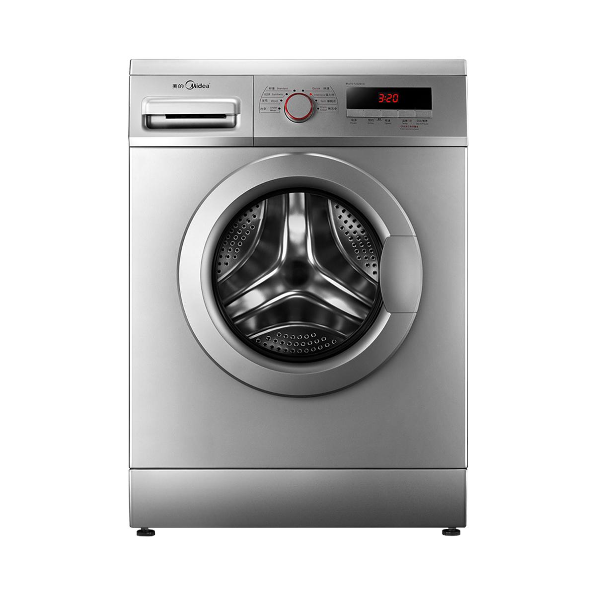 Midea/美的 MG70-1232E(S)洗衣机 说明书.pdf
