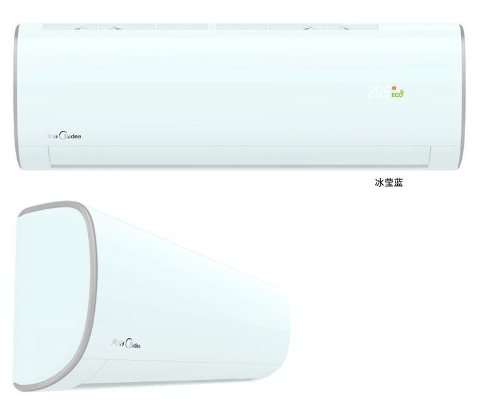 Midea/美的 KFR-32GW/BP2DN1Y-PE400(B3)(冰莹蓝) 家用空调套机 说明书.pdf