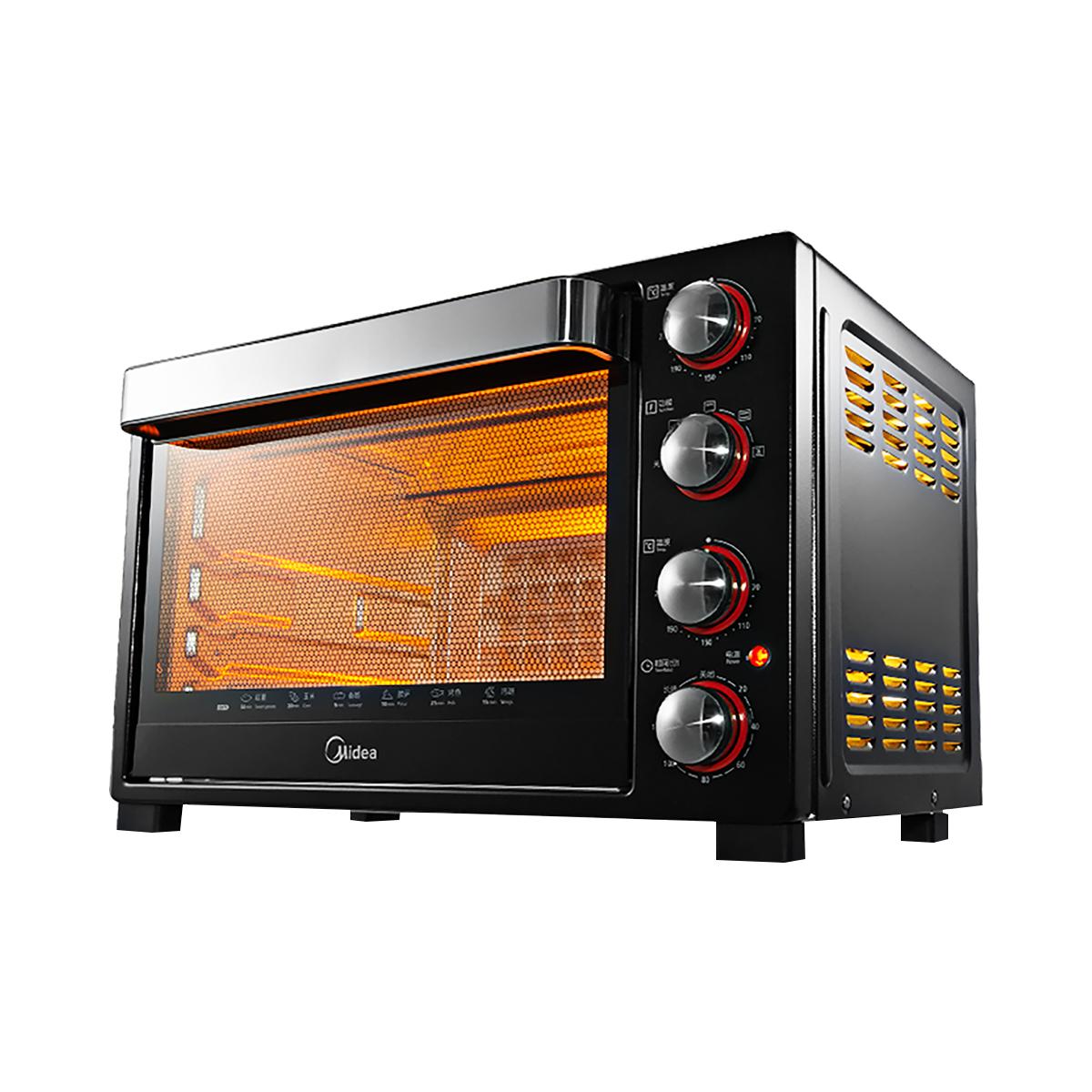 Midea/美的 T3-L323B电烤箱 说明书.pdf