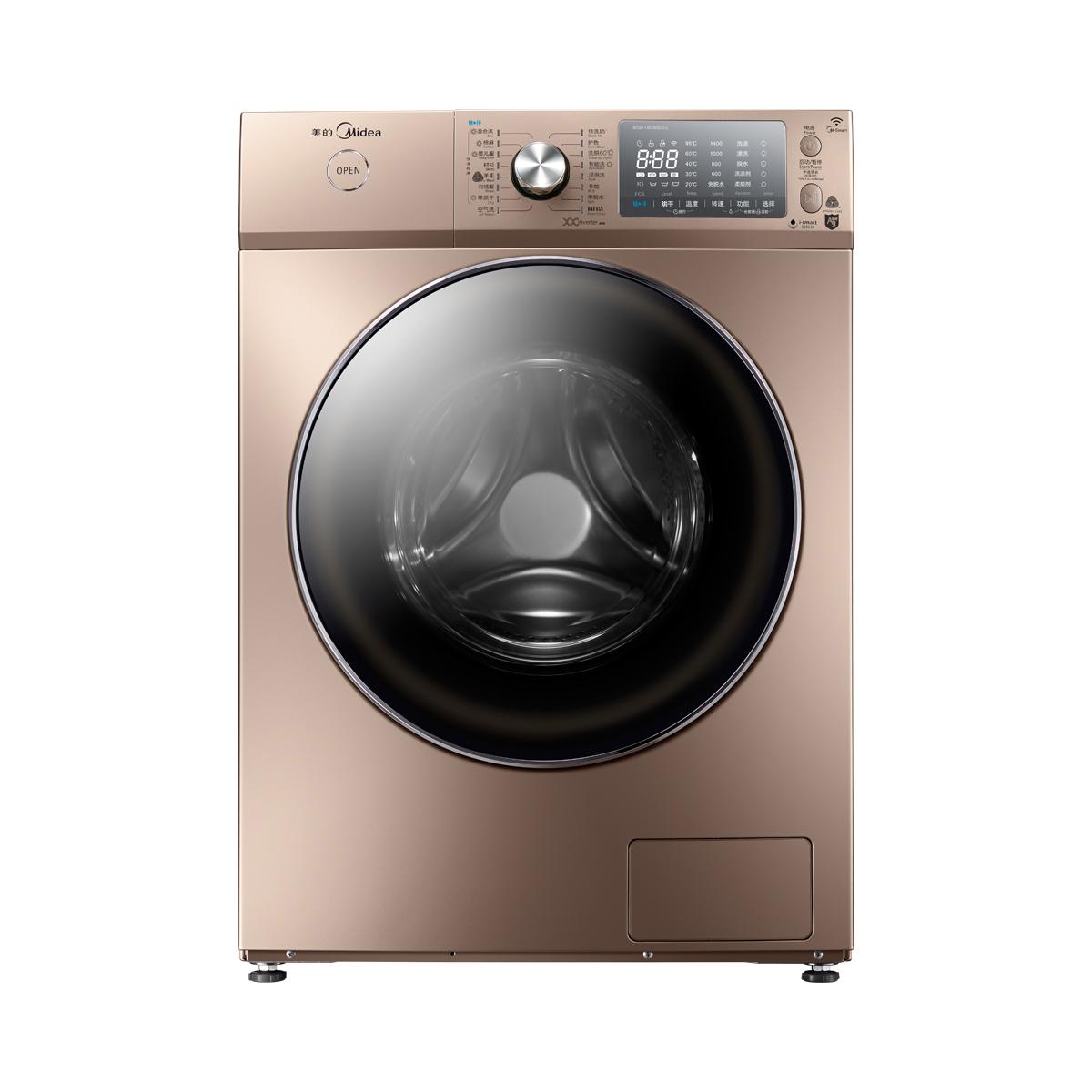 Midea/美的 MD80-1405WIDQCG洗衣机 说明书.pdf