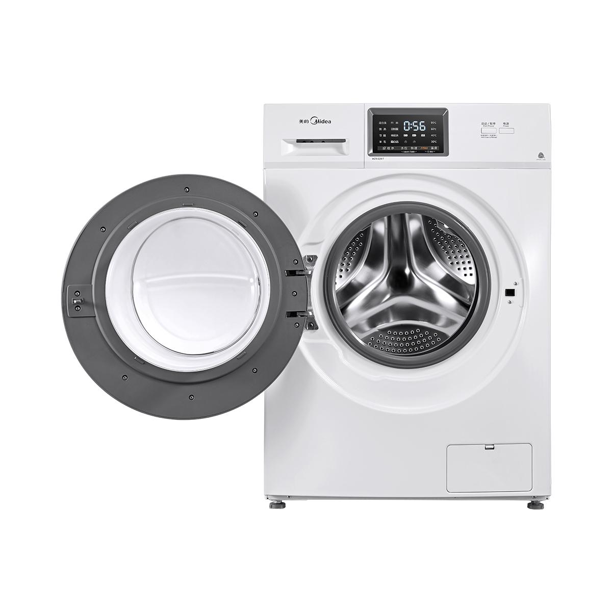 Midea/美的 MG70-G2017洗衣机 说明书.pdf