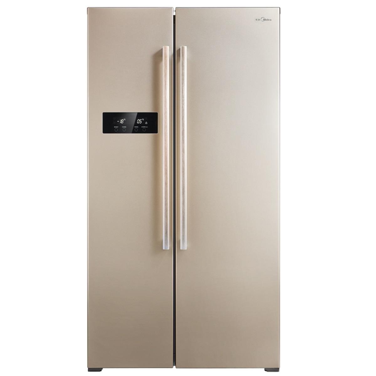 Midea/美的 610WKM(E)冰箱 说明书.pdf
