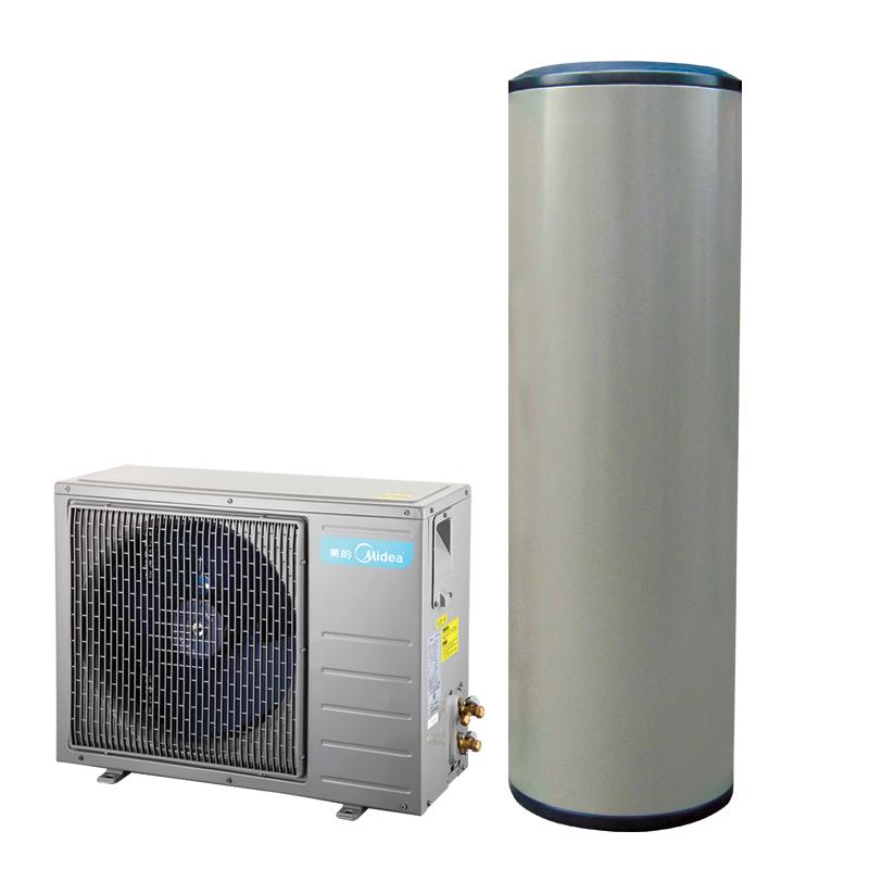 Midea/美的 RSJF-32/R-B-200TP空气能热水器套机 说明书.pdf