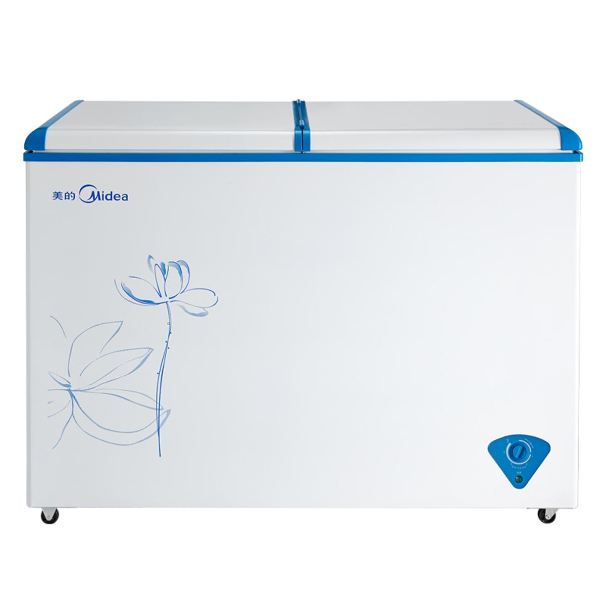 Midea/美的 BCD-201VMQ冷柜 说明书.pdf