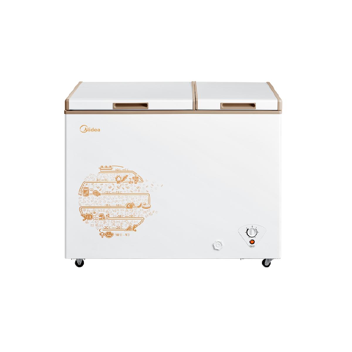 Midea/美的 BCD-182DKMB冷柜 说明书.pdf