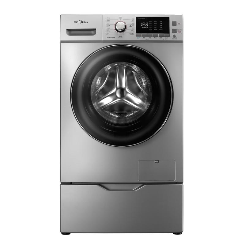 Midea/美的 MG80-1405DQCS 洗衣机 说明书.pdf