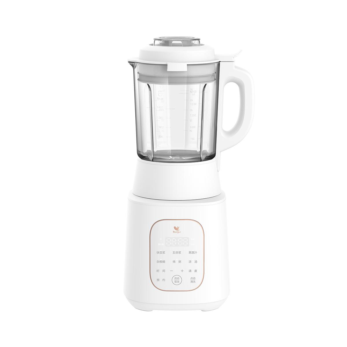 BUGU/布谷 BG-B2搅拌机(料理机) 说明书.pdf