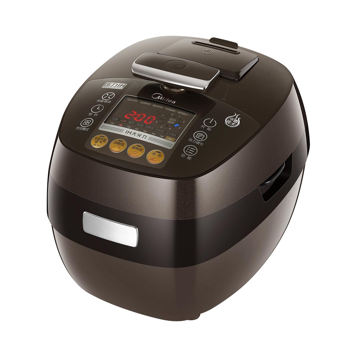 Midea/美的 MY-HT5076P(PHT5076PA)电压力锅 说明书.pdf