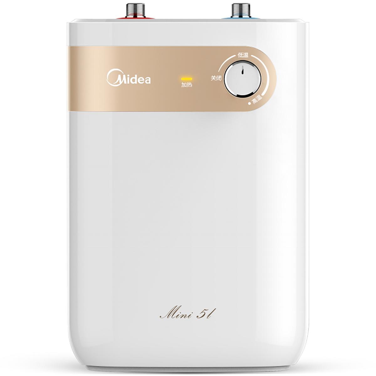 Midea/美的 F05-15A1(S)电热水器 说明书.pdf