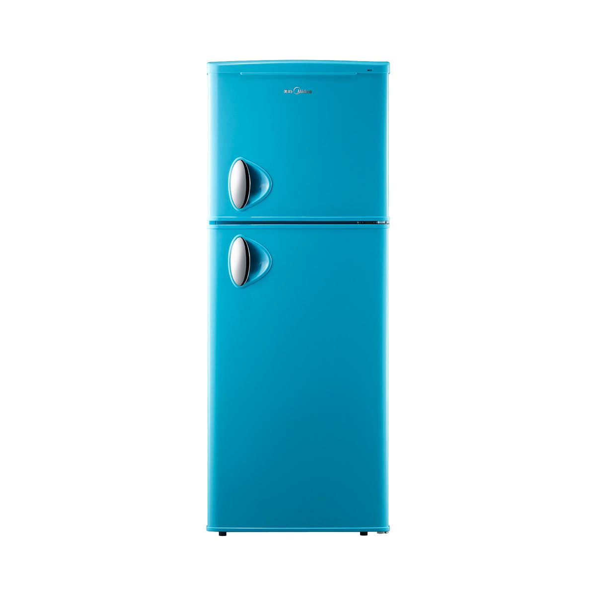Midea/美的 MD冰箱BCD-132CM(E)天际蓝冰箱 说明书.pdf