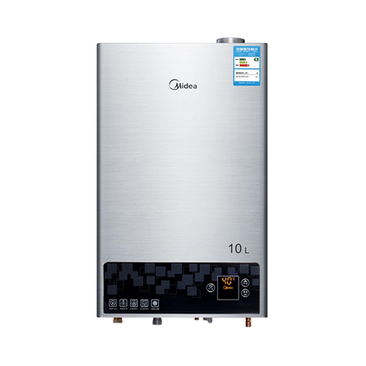 Midea/美的 JSQ18-10LE(T)燃气热水器 说明书.pdf
