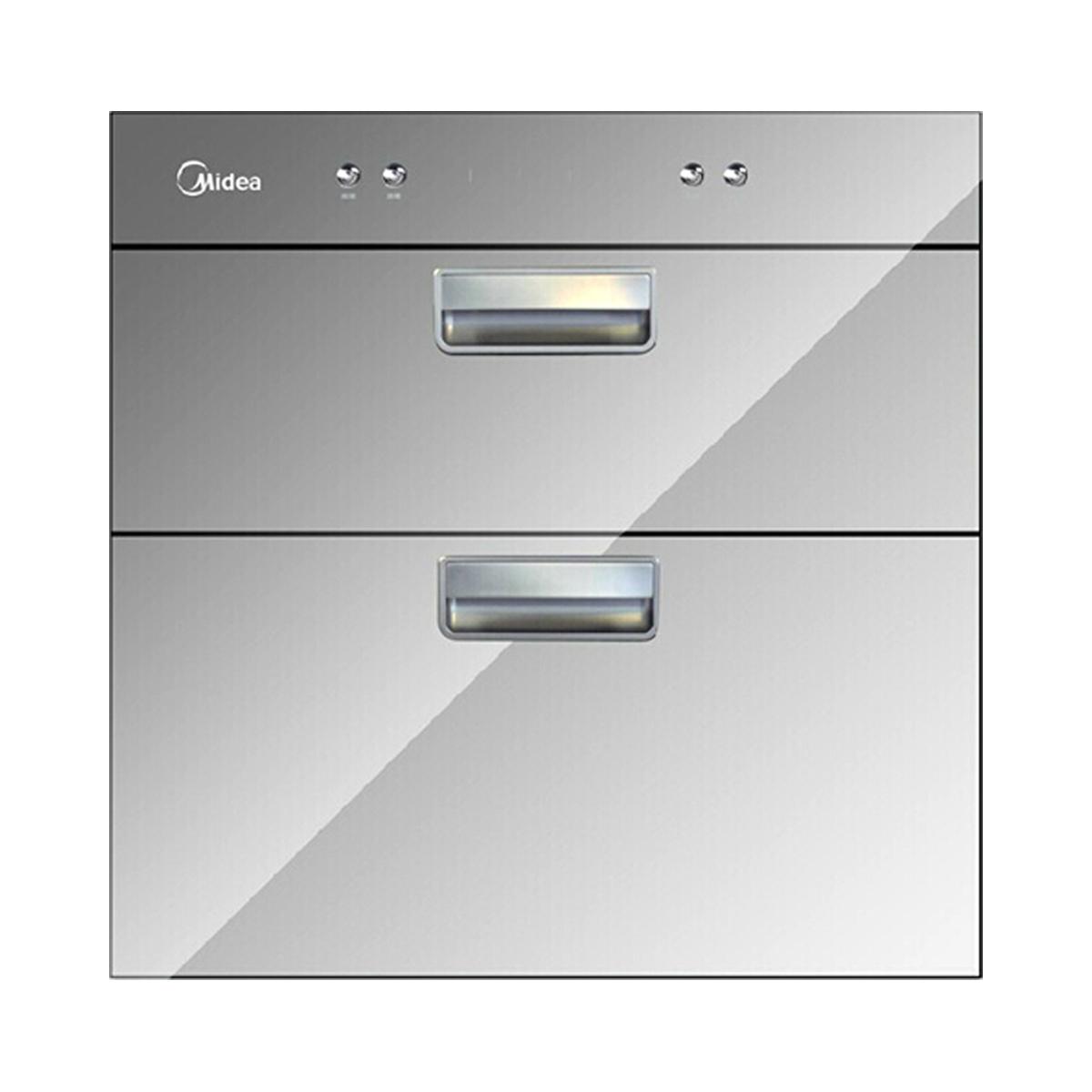 Midea/美的 MXV-ZLP90QD301消毒柜 说明书.pdf
