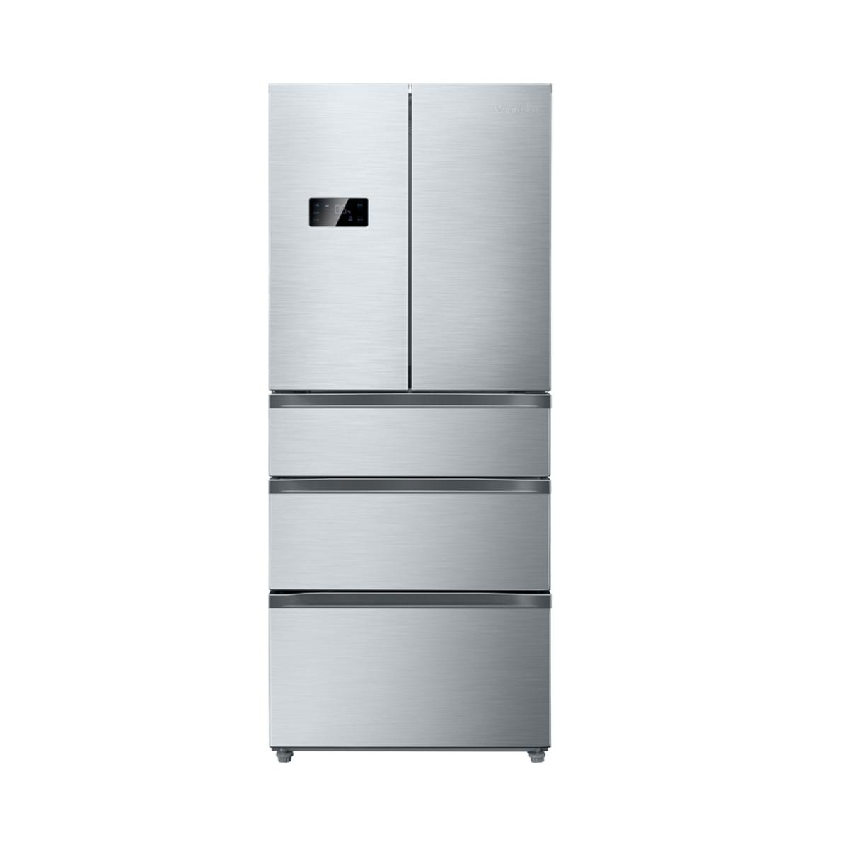 Midea/美的 BCD-330WTZV冰箱 说明书.pdf
