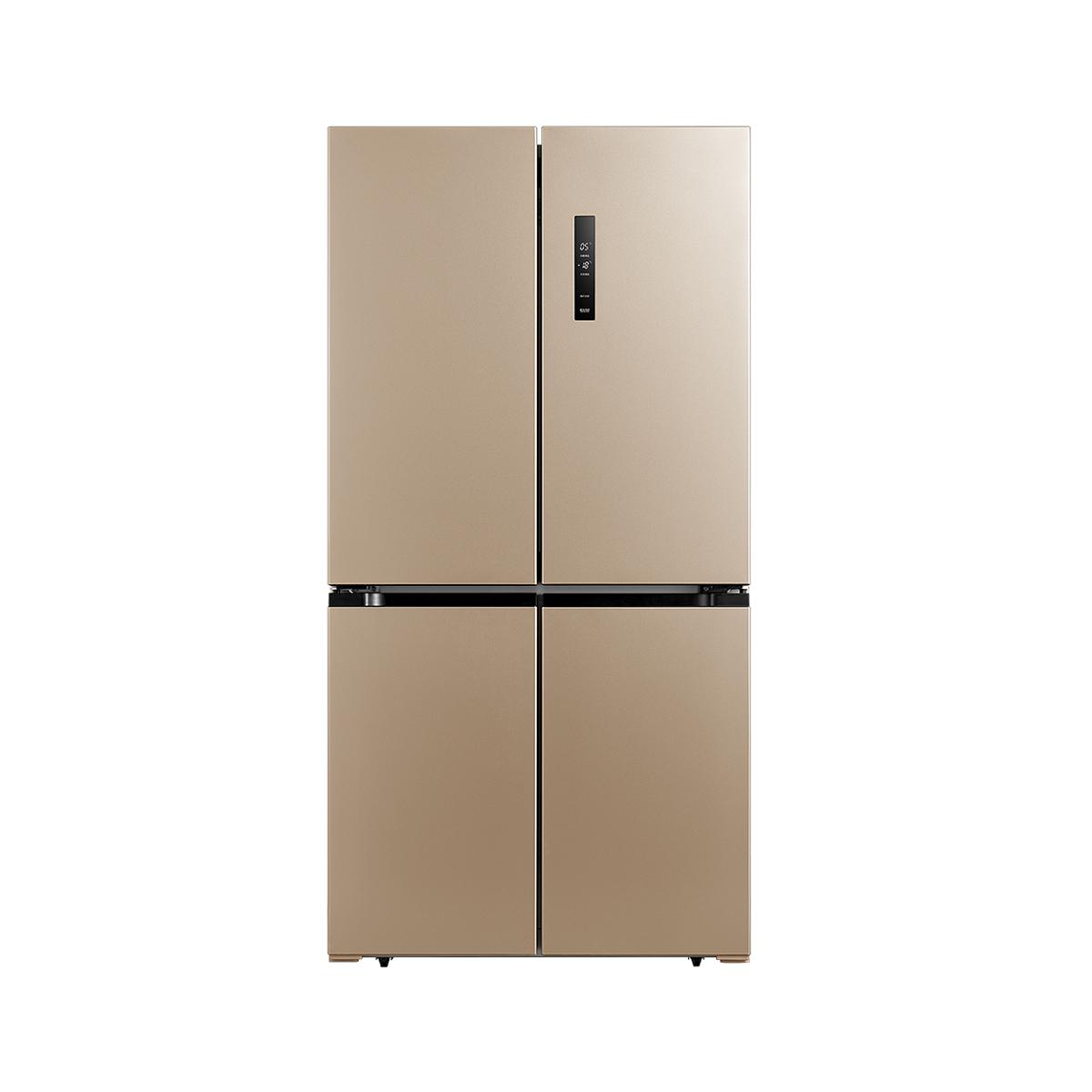 Midea/美的 BCD-505WTPZM(E)冰箱 说明书.pdf
