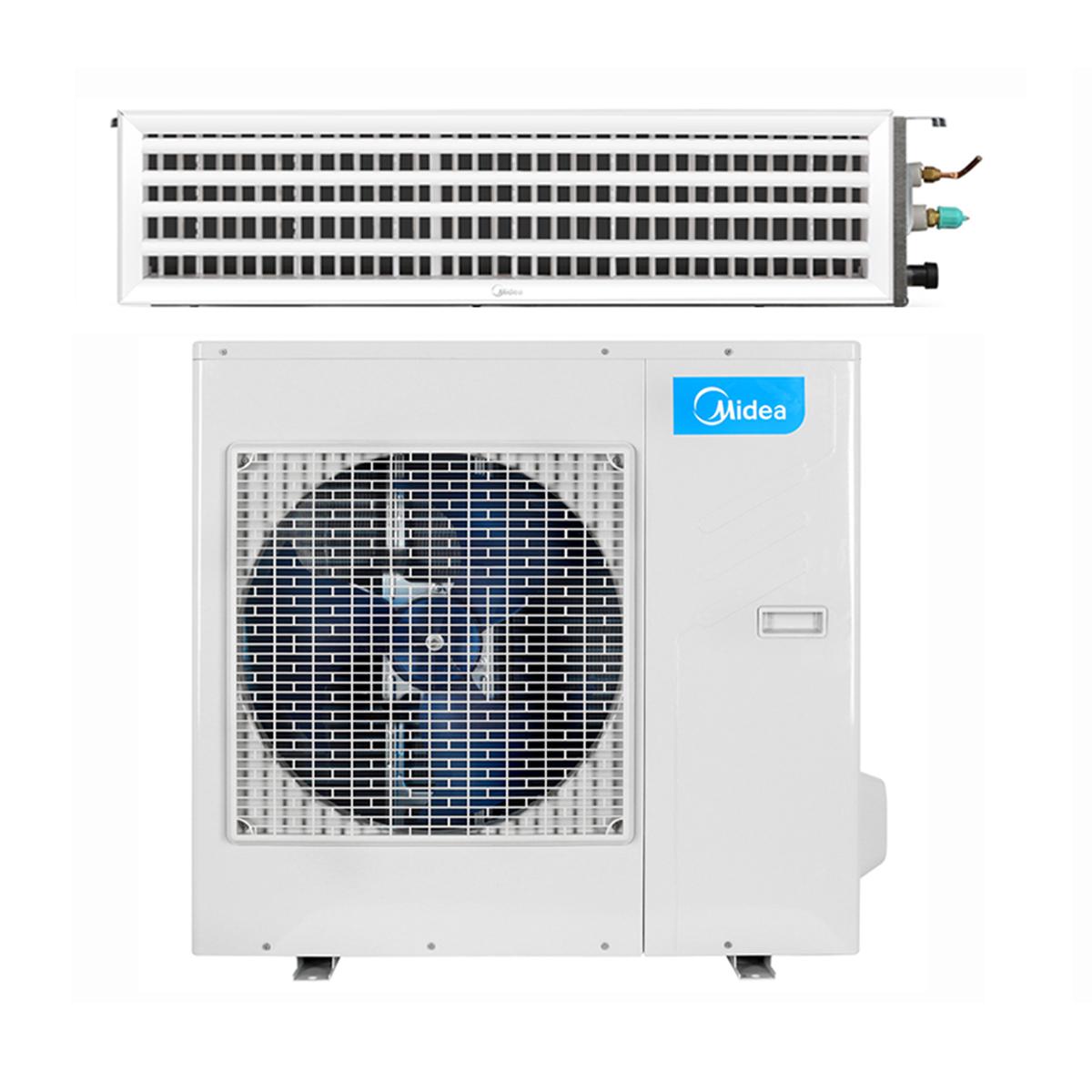 Midea/美的 GRD72T2W-TR风管机套机 说明书.pdf