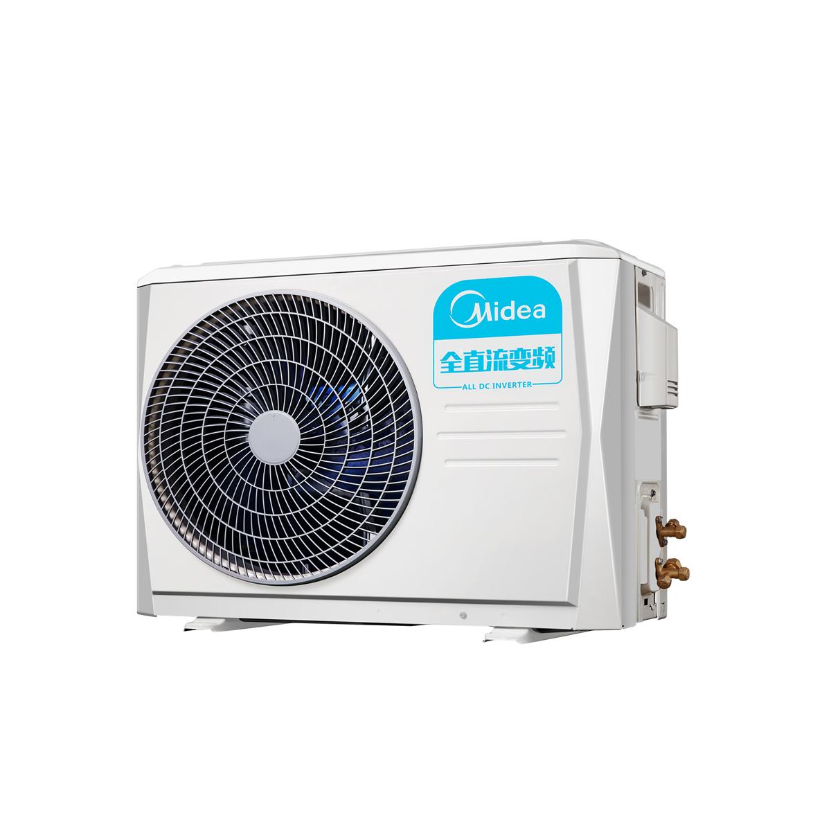 Midea/美的 KFR-35T2W/BP3DN1-TR风管机套机 说明书.pdf