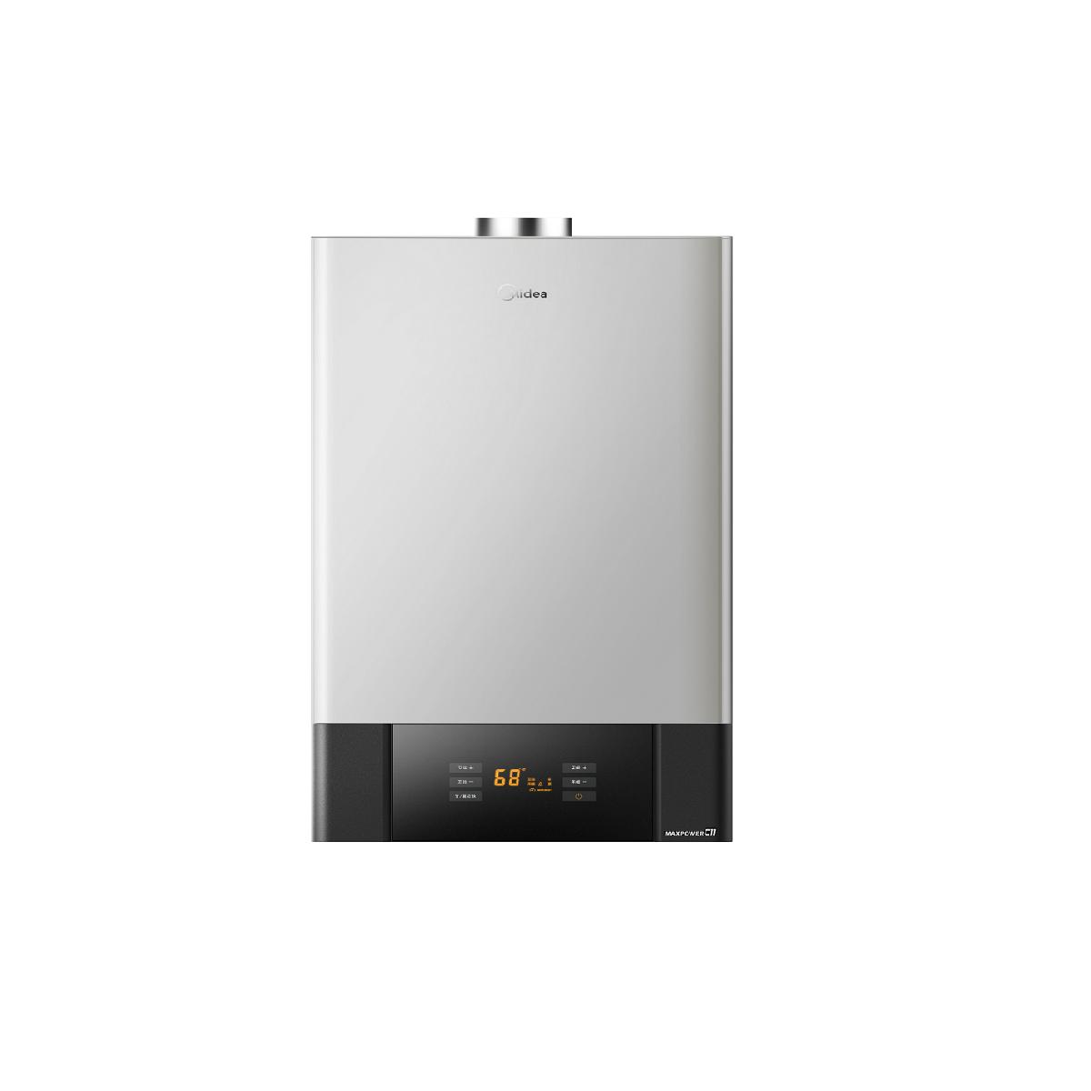 Midea/美的 L1PB28-C11A燃气热水器 说明书.pdf