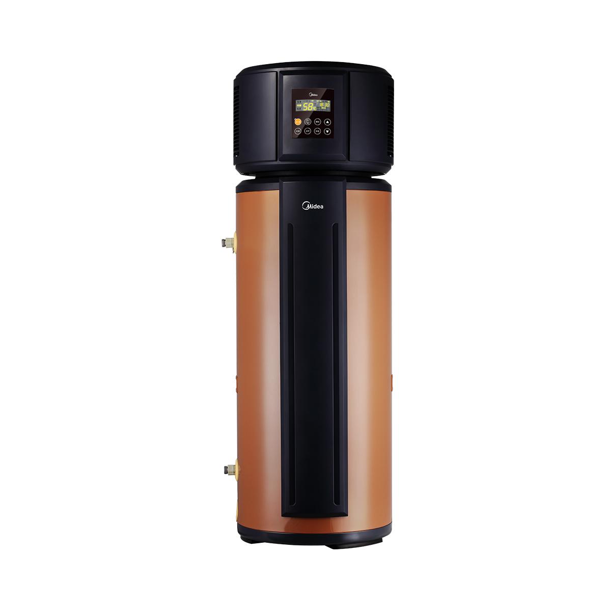 Midea/美的 RSJ-15/150RDN3-C空气能热水器整体式 说明书.pdf