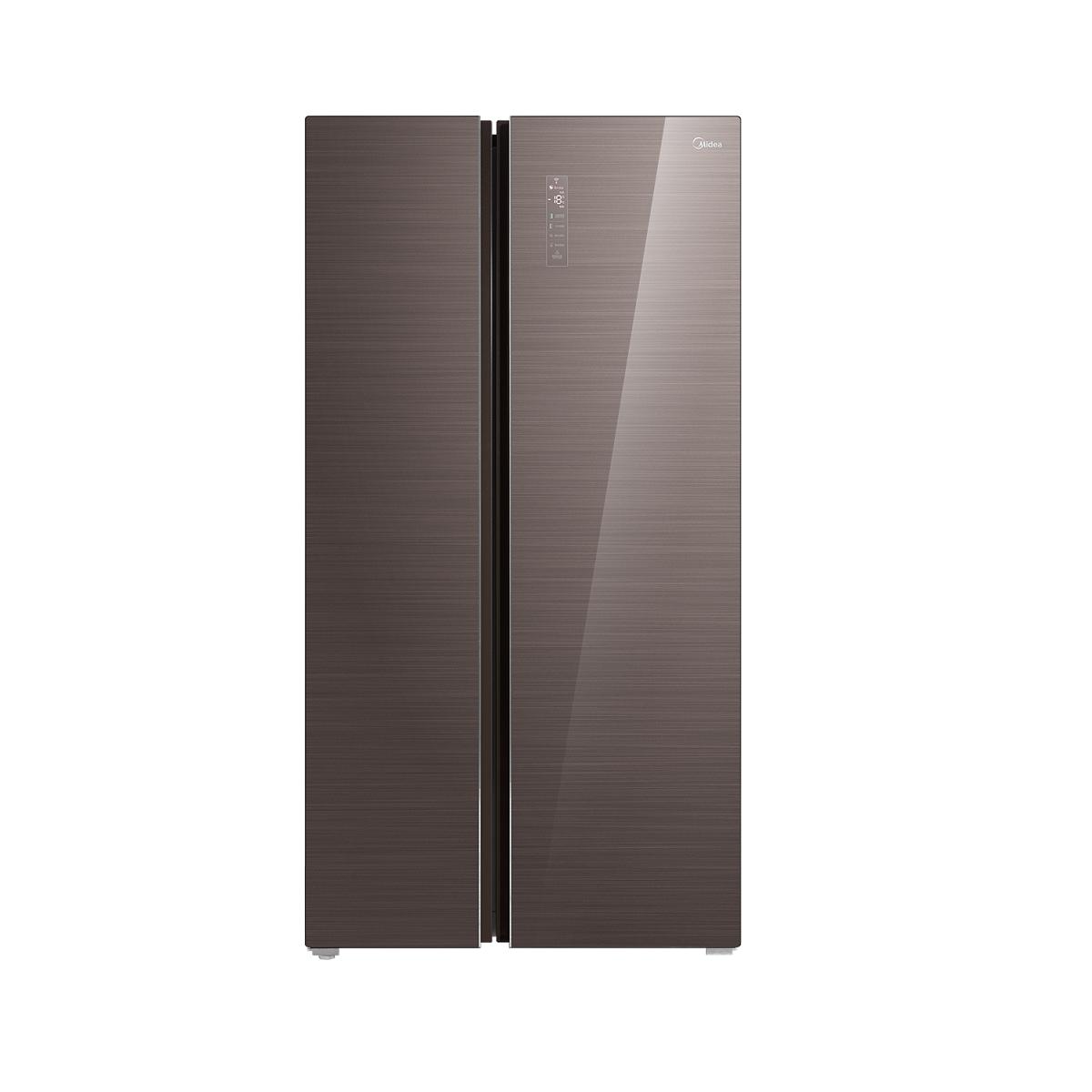 Midea/美的 BCD-609WKGPZM(E)冰箱 说明书.pdf