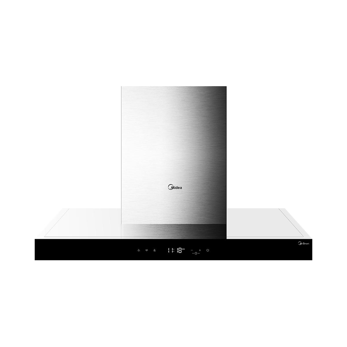 Midea/美的 CXW-200-DT520RW吸油烟机(油烟机) 说明书.pdf