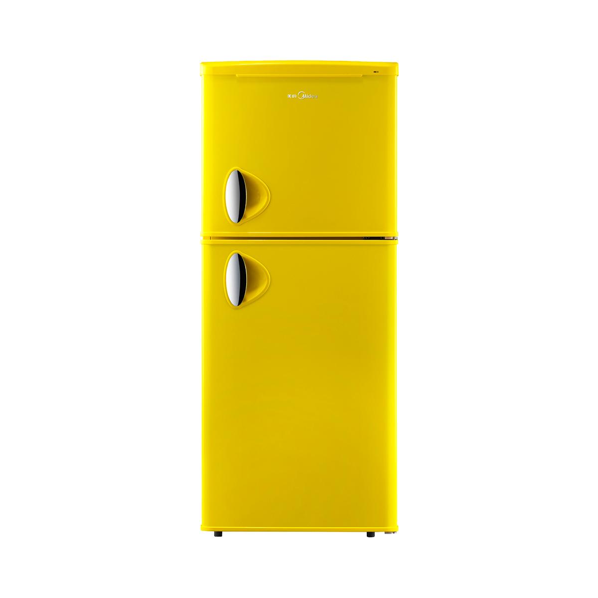 Midea/美的 MD冰箱BCD-112CM(E)活力橙冰箱 说明书.pdf