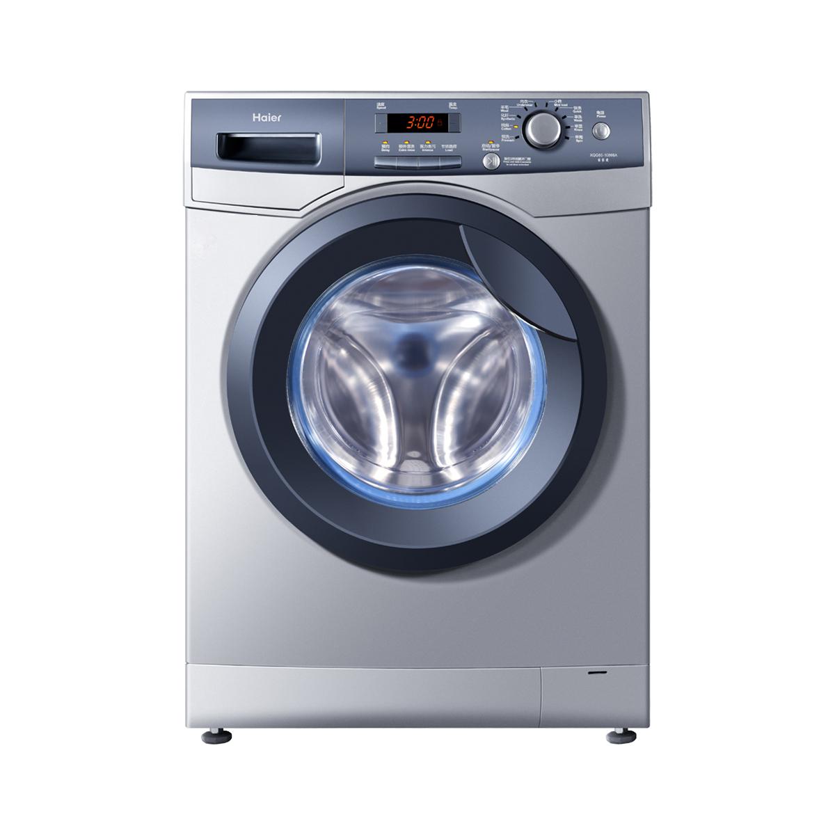 海尔Haier洗衣机 XQG60-10866A 说明书