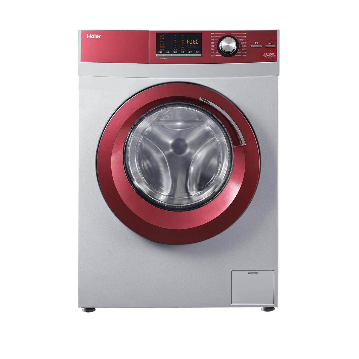 海尔Haier洗衣机 XQG70-HBX12288 说明书