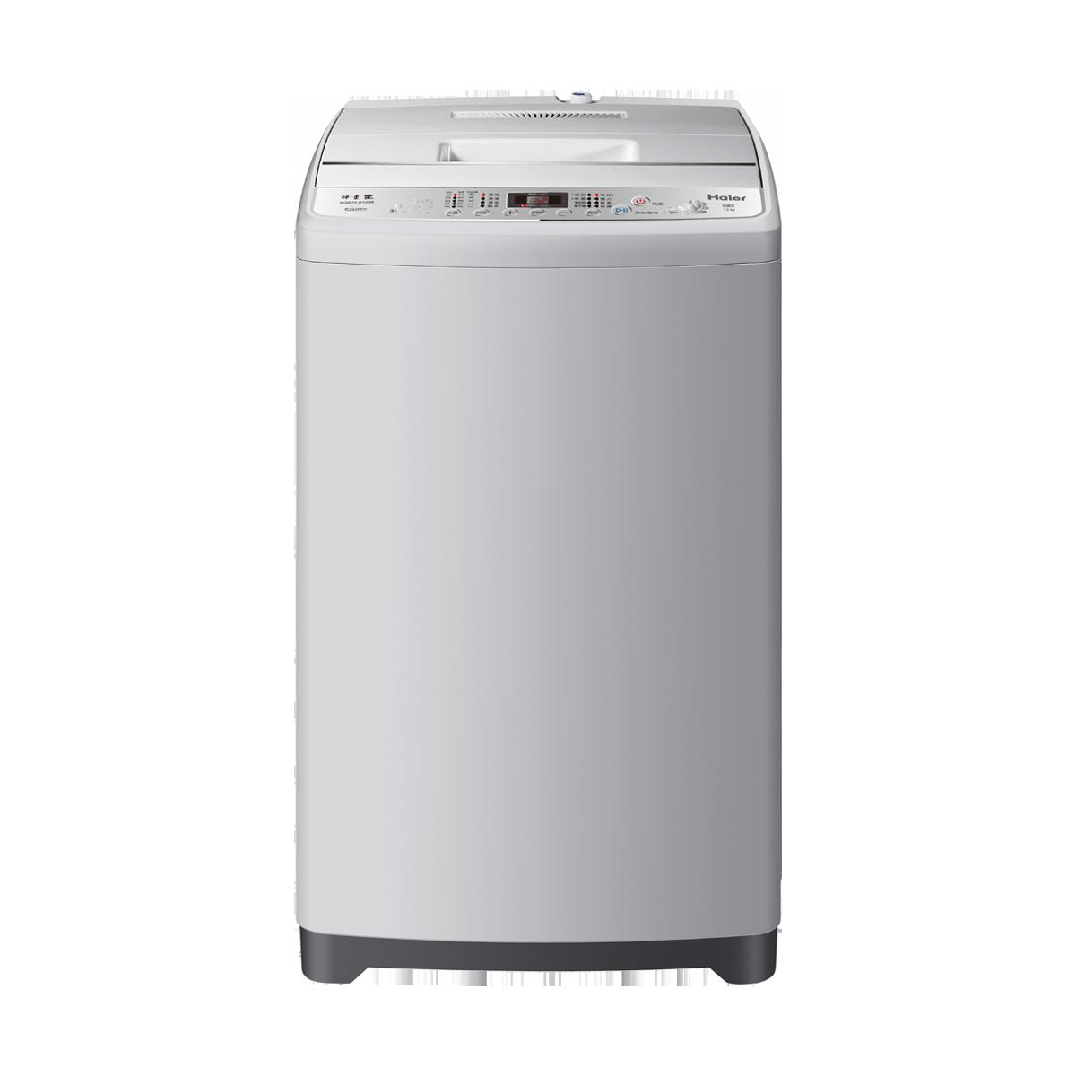 海尔Haier洗衣机 XQB70-S1268 说明书