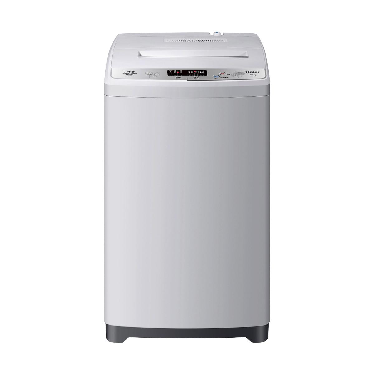 海尔Haier洗衣机 XQB65-LM1269S 说明书