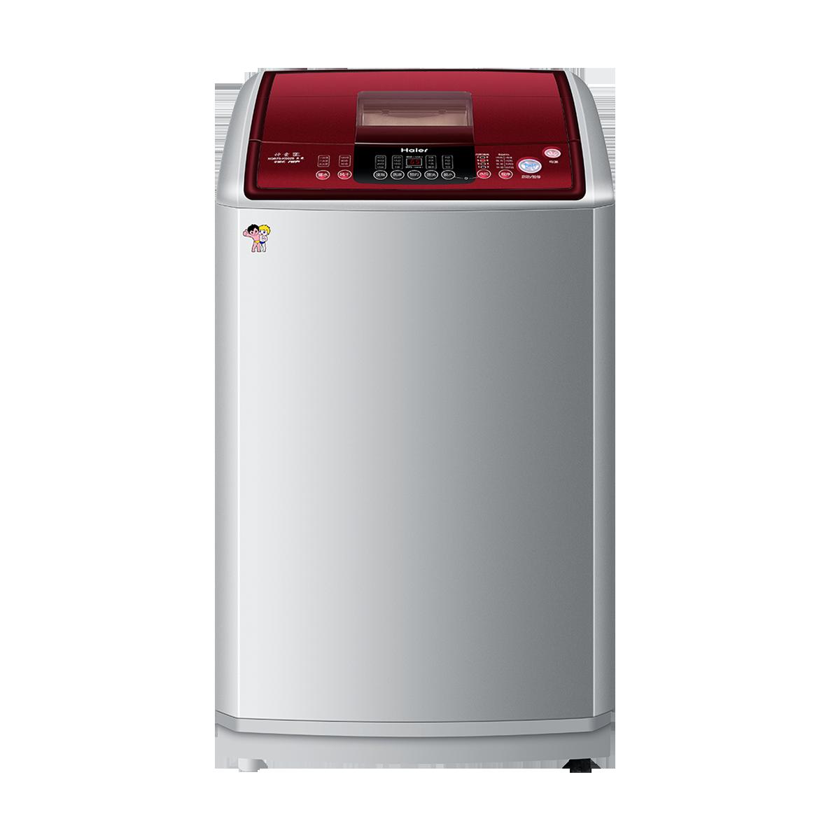 海尔Haier洗衣机 XQB75-KS828 说明书