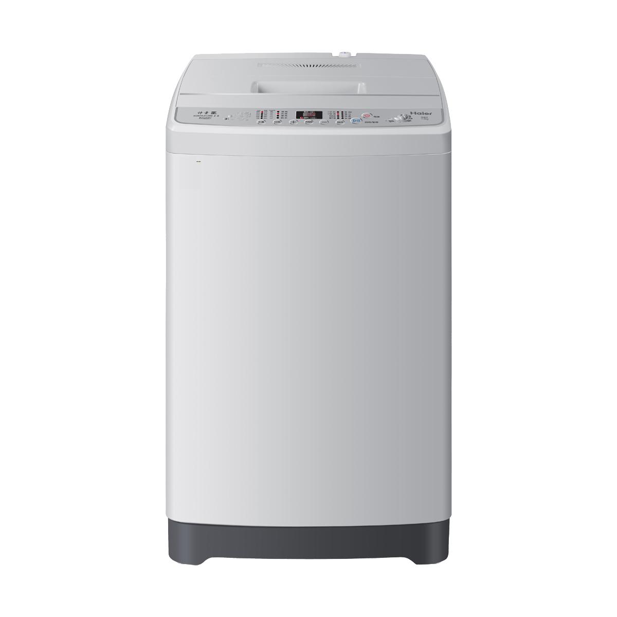 海尔Haier洗衣机 XQB75-S1268 说明书