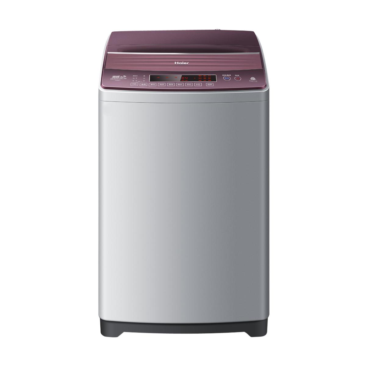 海尔Haier洗衣机 XQS60-BZ1226J(AM) 说明书