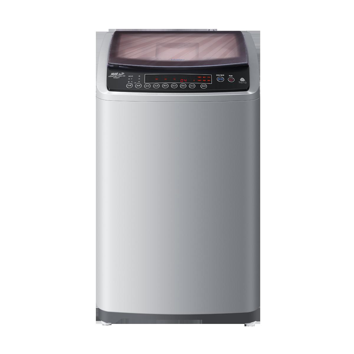 海尔Haier洗衣机 XQS60-BZ1128G(AM) 说明书