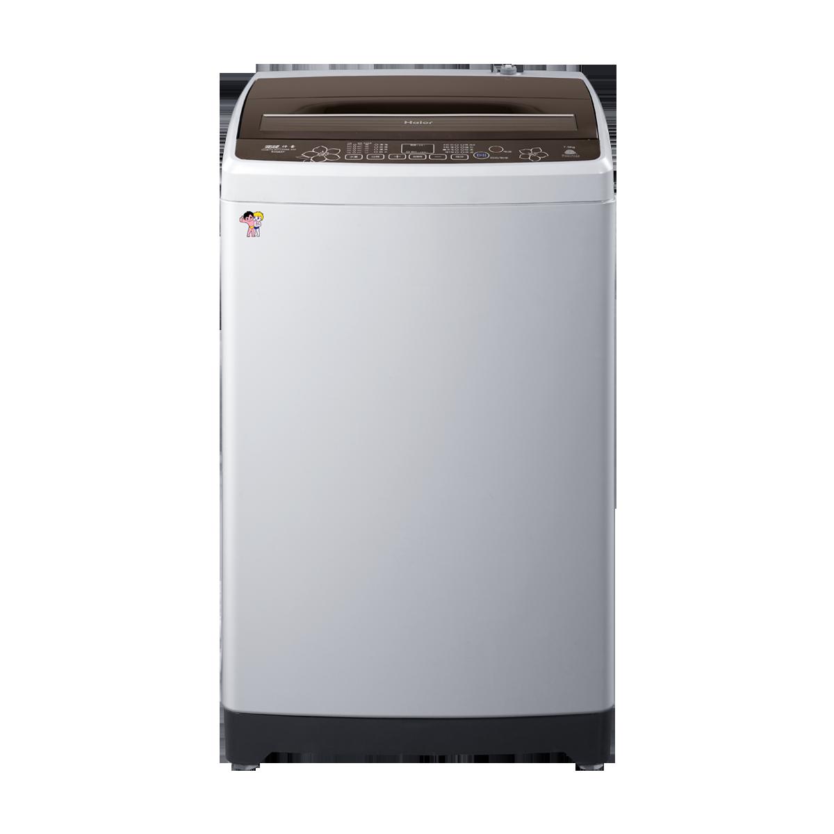 海尔Haier洗衣机 XQB75-BZ12588(AM) 说明书