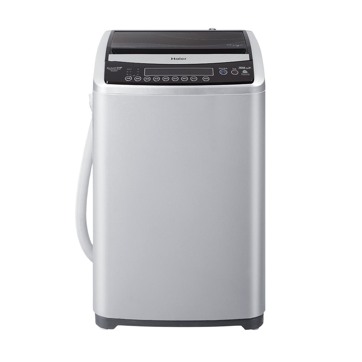 海尔Haier洗衣机 XQS60-BZ1218S 说明书